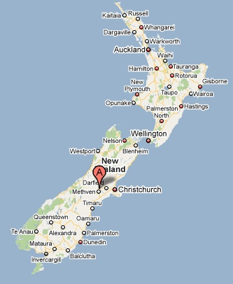 Map Of Rotorua New Zealand.Mt Hutt Lodge New Zealand Mount Hutt Location Map Mt Hutt